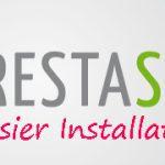 Configurer l'installation prestashop