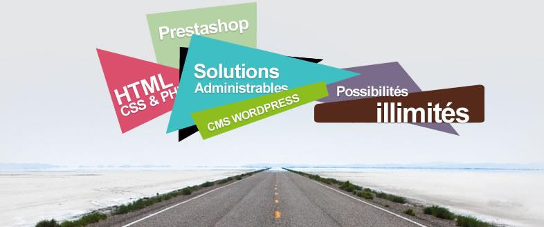 Création site internet Grenoble
