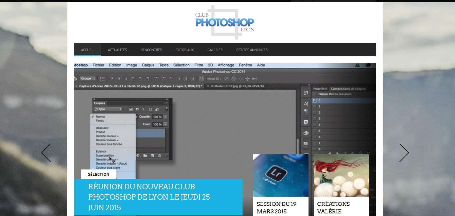 Club Photoshop Lyon