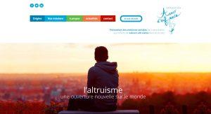 Création site internet association Grenoble