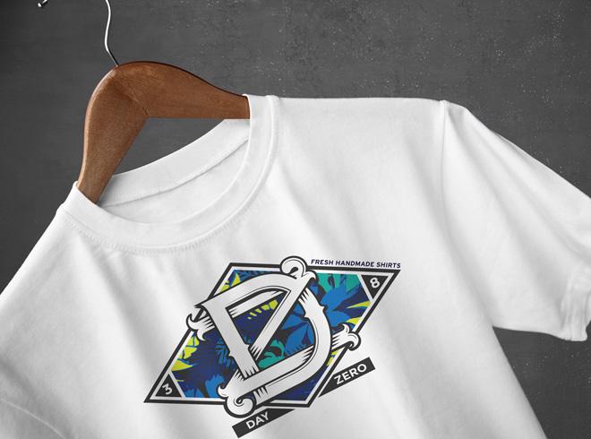 Day Zero Teeshirt